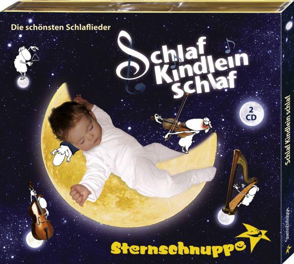 Sternschnuppe - Schlaf Kindlein schlaf - die schönsten Schlaflieder