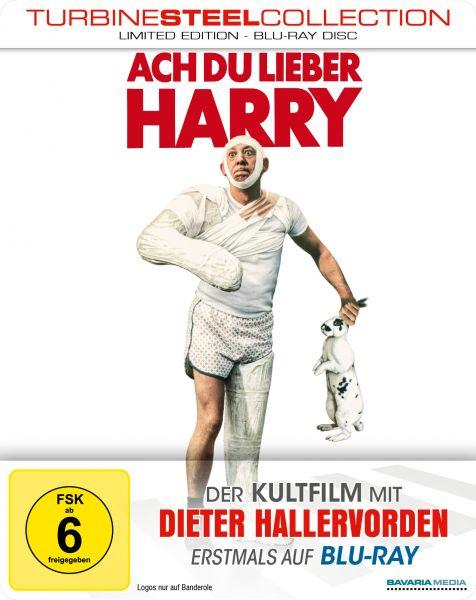 Ach du lieber Harry (Limited Edition - Turbine Steel Collection)