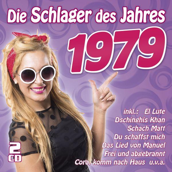 Various - Die Schlager des Jahres 1979