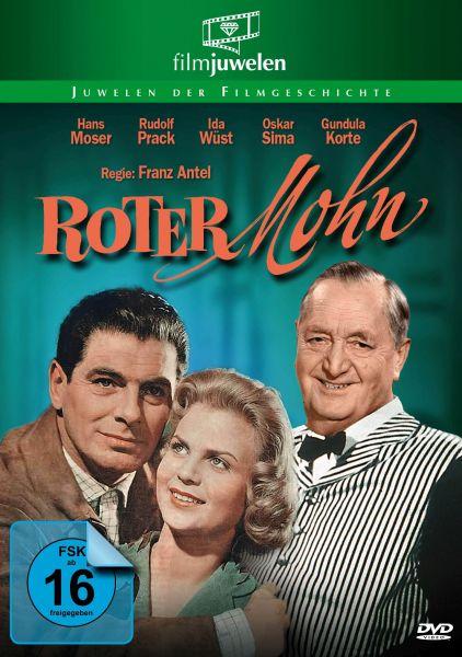 Roter Mohn - mit Hans Moser und Rudolf Prack