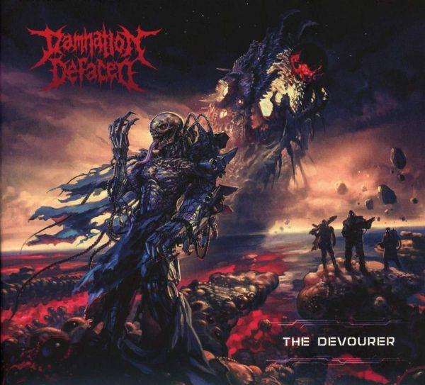 Damnation Defaced - The Devourer
