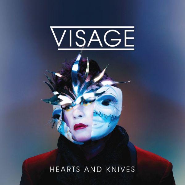 Visage - Hearts & Knives (LP)