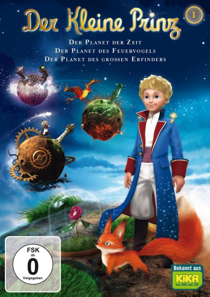Der kleine Prinz - Vol. 1 (3 Geschichten)