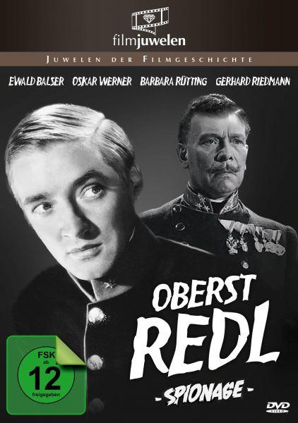 Oberst Redl (aka Spionage)
