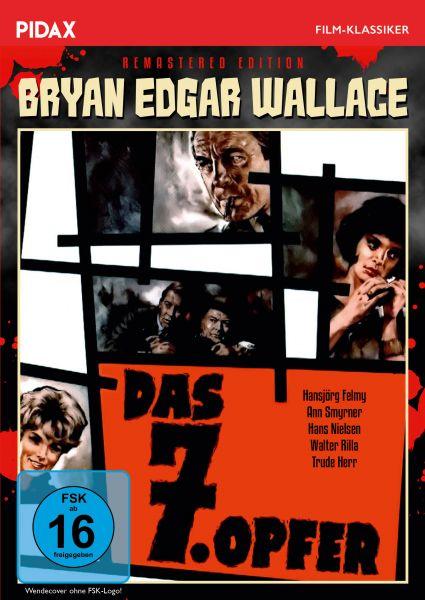 Bryan Edgar Wallace: Das 7. Opfer - Remastered Edition