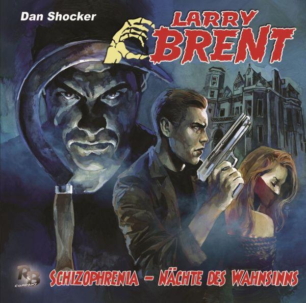 Larry Brent - Schizophrenia - Nächte des Wahnsinns (37)