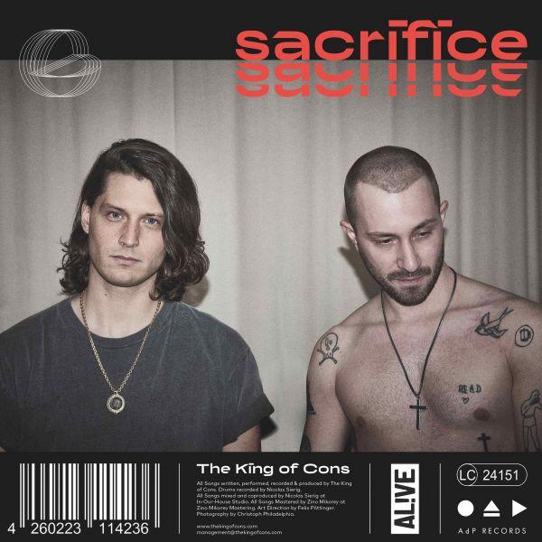 King of Quenns - Sacrifice (LP)