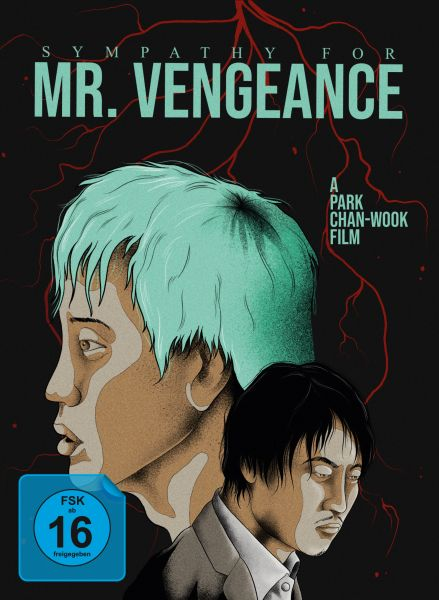 Sympathy for Mr. Vengeance - 2-Disc Limited Collector's Edition im Mediabook (Sammlercover)