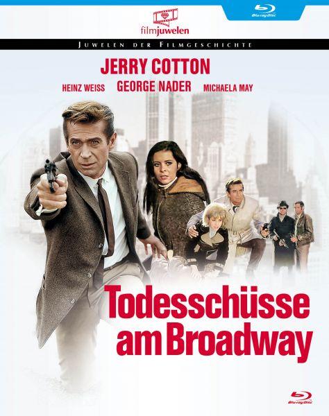 Todesschüsse am Broadway (Jerry Cotton)