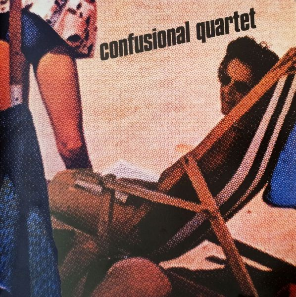 Confusional Quartet - Confusional Quartet (Ltd Colored LP)