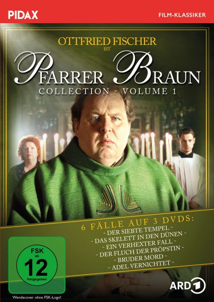 Pfarrer Braun Collection, Vol. 1