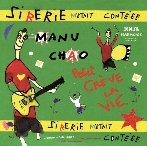 Manu Chao - Siberie M Etait Contee (2xLP + CD)