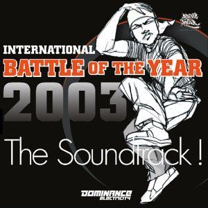 Various Artists - Battle Of The Year Compilation Cd