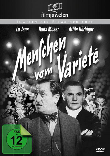 Hans Moser: Menschen vom Varieté