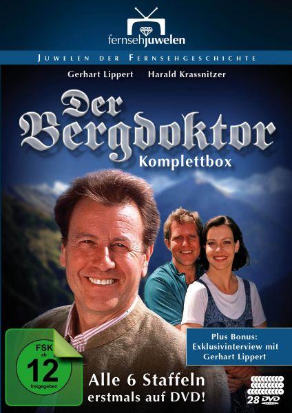 Der Bergdoktor - Komplettbox (28 DVDs)