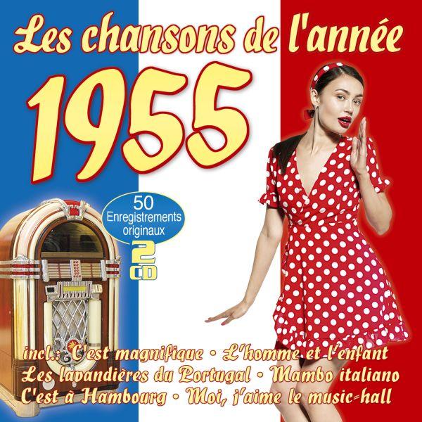 Various - Les Chansons De l`Année 1955