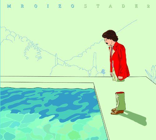 Mr Oizo - Stade 2 (LP + CD)