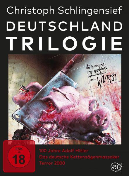 Christoph Schlingensief - Deutschland Trilogie (Special Edition)