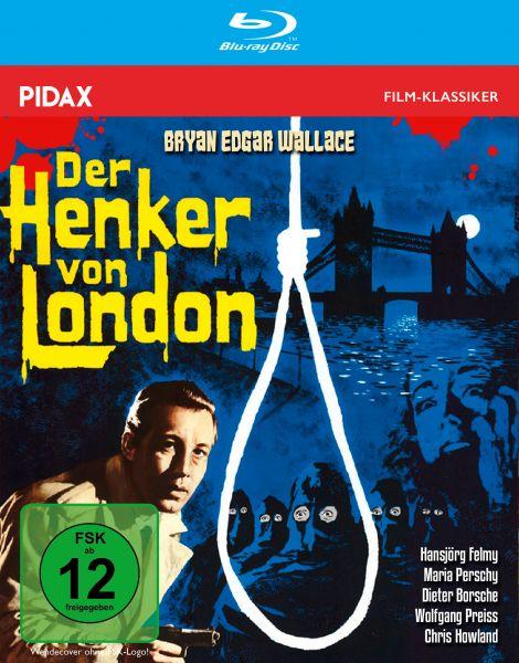 Bryan Edgar Wallace: Der Henker von London