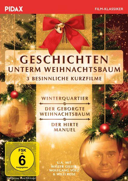 Geschichten unterm Weihnachtsbaum