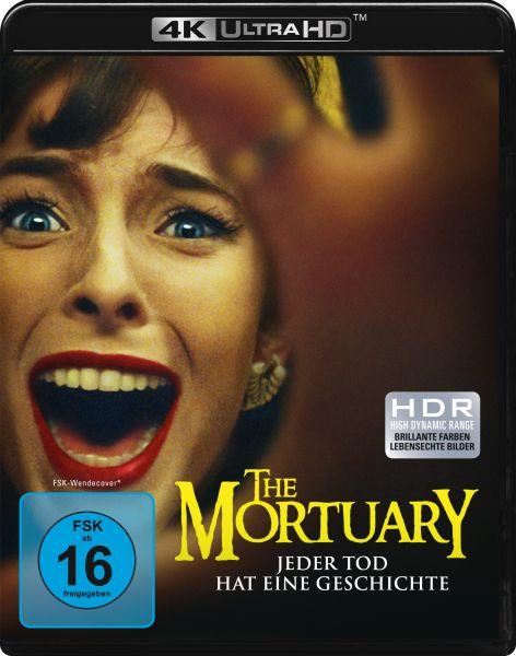The Mortuary (4K Ultra HD/UHD)