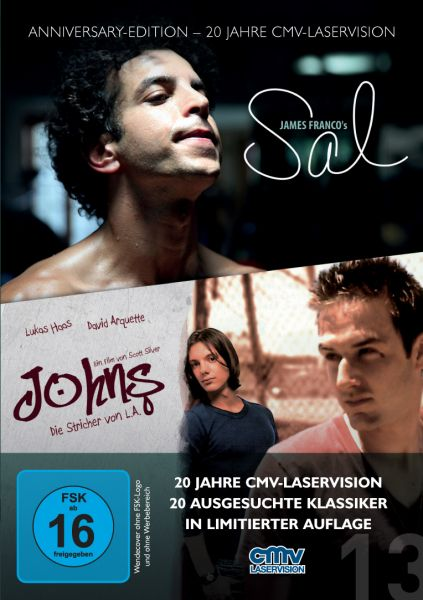 James Franco's SAL / Johns - Double-Feature (cmv Anniversary Edition #13)