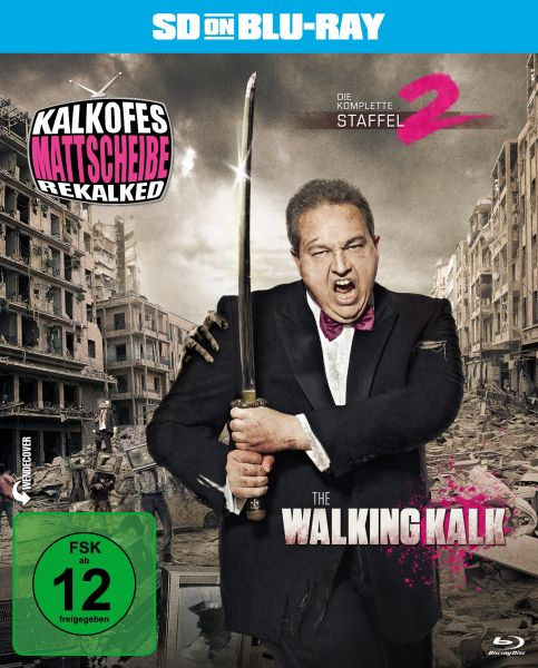 Kalkofes Mattscheibe - Rekalked: Die komplette zweite Staffel (SD on Blu-ray)