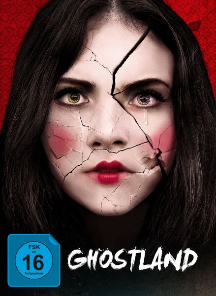 Ghostland - 2-Disc Mediabook (Blu-ray + DVD)
