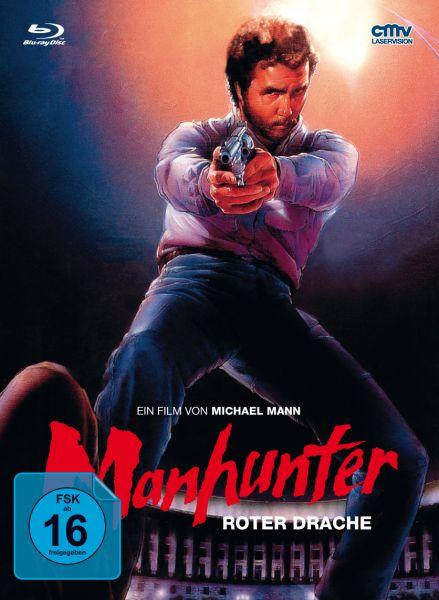 Manhunter - Cover A (Limitiertes Mediabook) (Blu-ray + DVD)