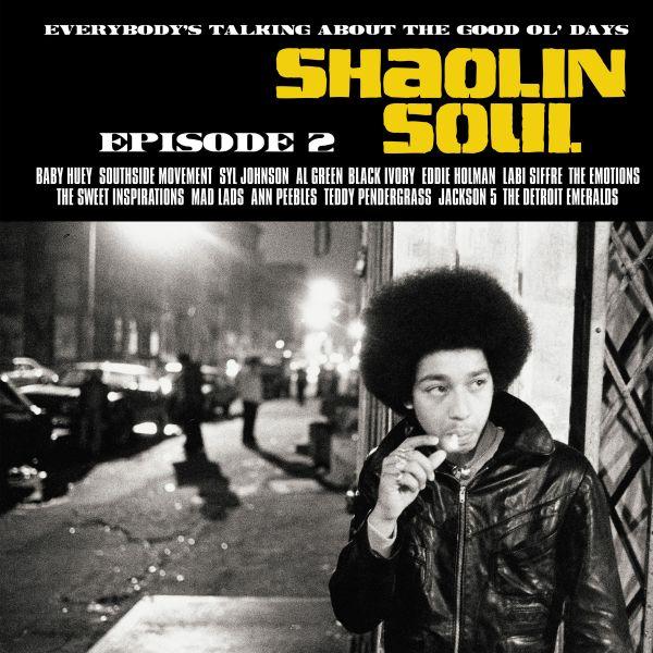 Various - Shaolin Soul Episode 2 (2LP+CD)
