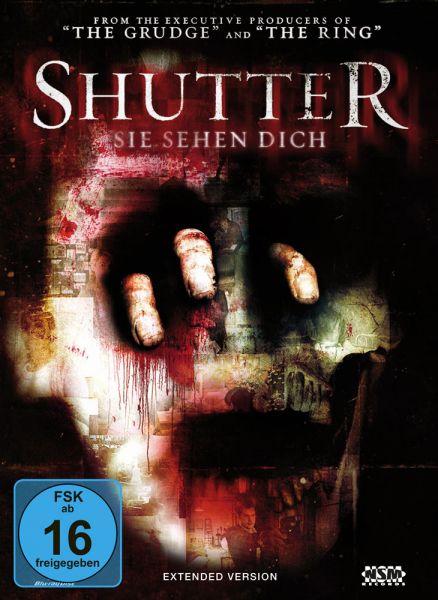 Shutter - Sie sehen Dich (Mediabook Cover B) (2 Discs)