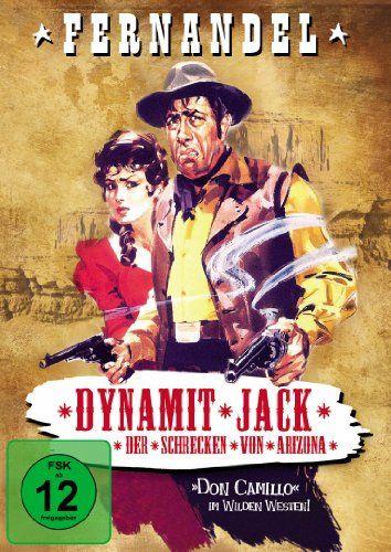 Dynamit Jack - Der Schrecken von Arizona