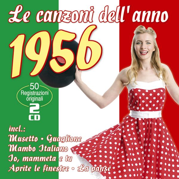 Various - Le Canzoni Dell'Anno 1956