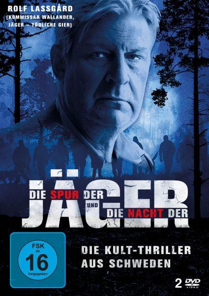 Die Jäger-Box: Die Spur der Jäger & Die Nacht der Jäger