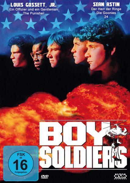 Boy Soldiers (Uncut)