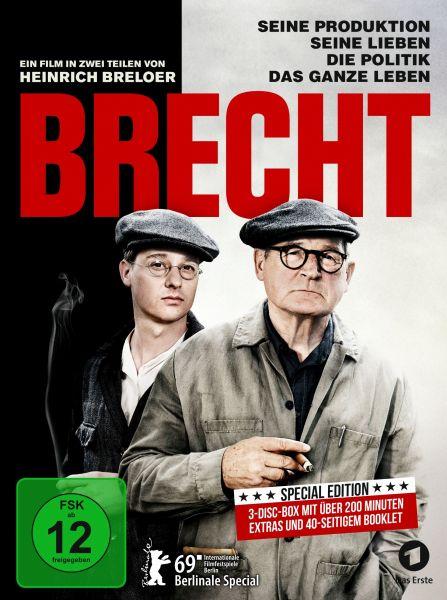Brecht - Special Edition (BD+DVD+Bonus-DVD)