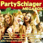 Various - Die Partyschlager - Megabox