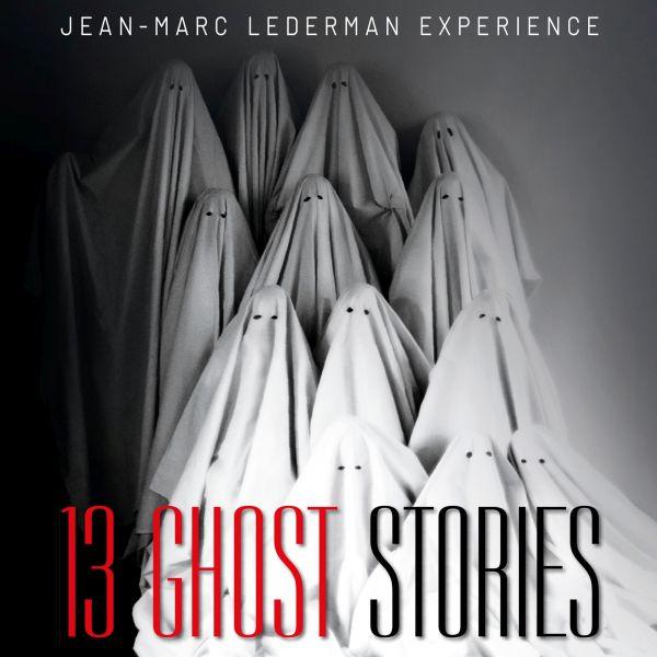 Jean-Marc Lederman Experience - 13 Ghost Stories (2CD im Buch Format)