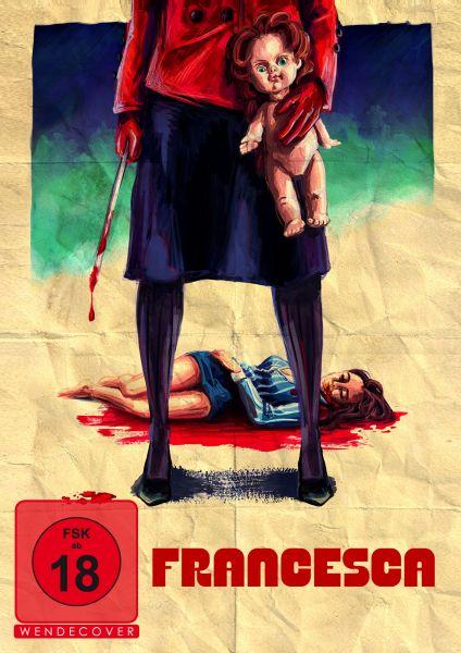 Francesca - Limited Mediabook (Blu-ray + DVD)