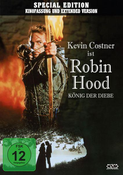Robin Hood - König der Diebe (Special Edition)