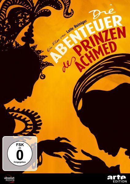 Die Abenteuer des Prinzen Achmed (Neuauflage)
