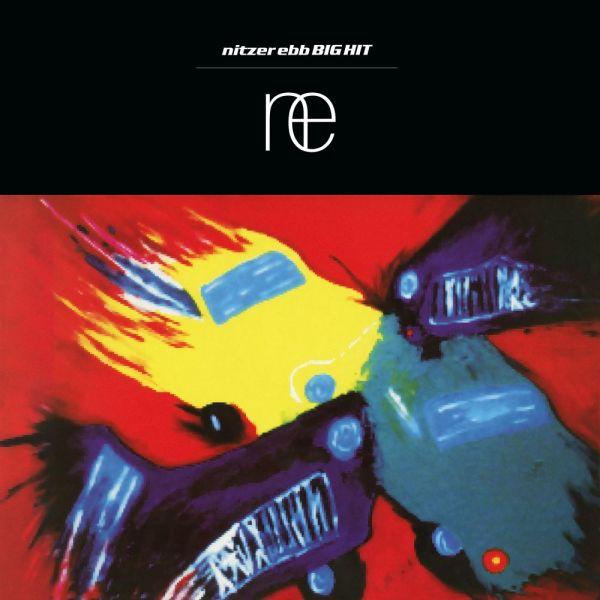 Nitzer Ebb - Big Hit (2LP, Ltd Collectors Edition)