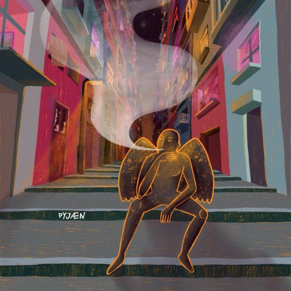 Pyjæn - Pyjæn (LP)