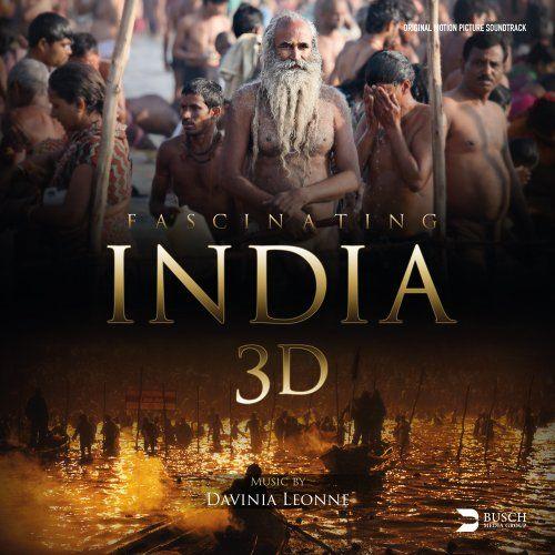 Leonne, Davinia - Fascinating India (Soundtrack)