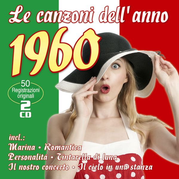 Various - Le Canzoni Dell'Anno 1960