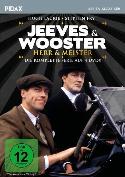 Jeeves & Wooster - Herr & Meister