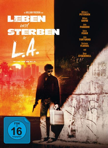 Leben und Sterben in L.A. - 2-Disc Mediabook (Blu-ray + DVD)