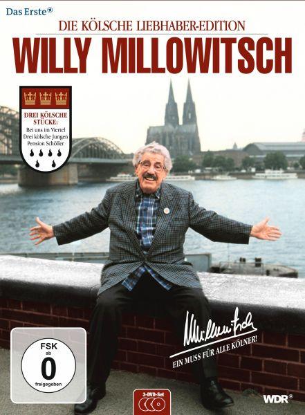Willy Millowitsch - Die kölsche Liebhaber-Edition