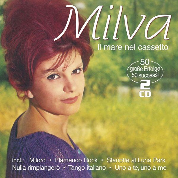 Milva - Il Mare Nel Cassetto - 50 große Erfolge - 50 grande successi