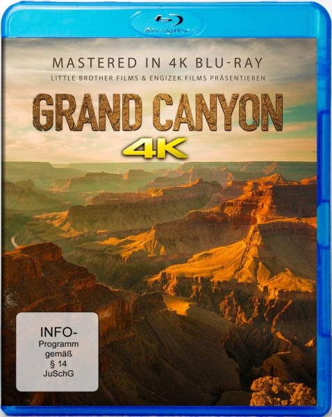 Grand Canyon - mastered in 4K